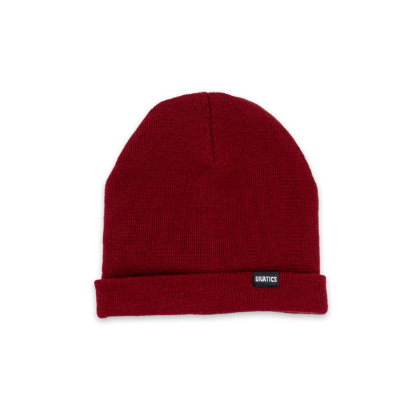 Unatics beanie 18 weinrot LABELBIRD label-bird